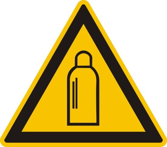 4312 Warnung vor Gasflaschen