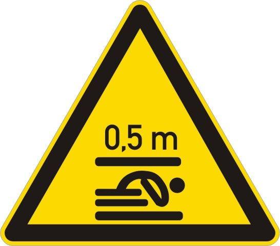 1026 EN 81 Schutzraum 0,5m