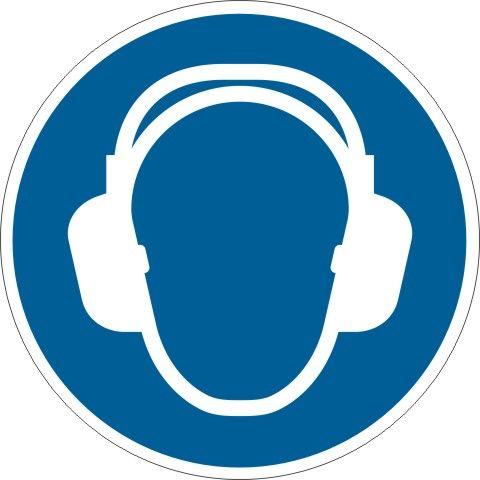 4102 Gehörschutz tragen