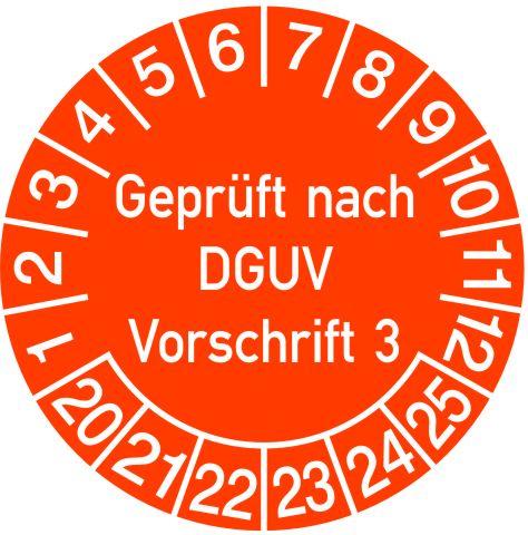 1161/3 Geprüft nach DGUV