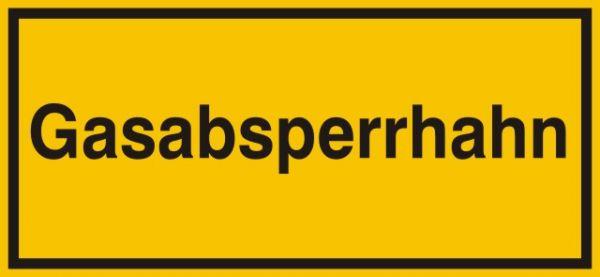 1351/1 Gasabsperrhahn