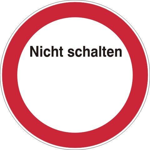 1535 nicht Schalten