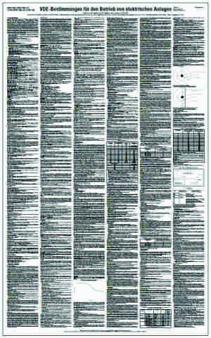 1540 Bestimmungen f. elektrische Anlagen