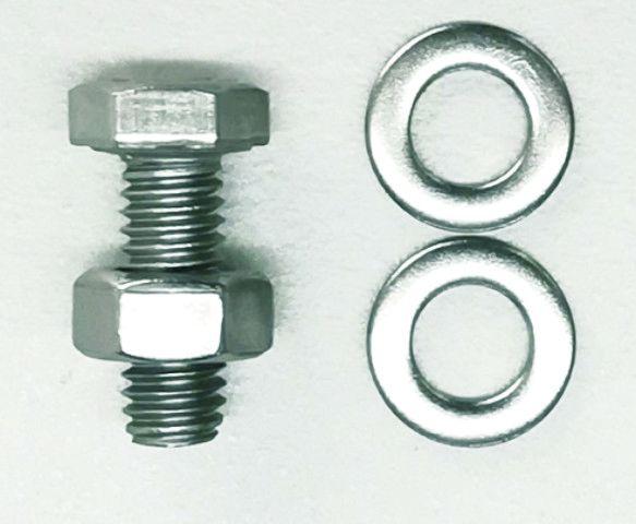 0450 V2A-Schraube