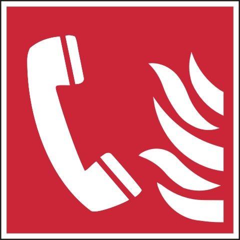 1369/1 Brandmeldetelefon