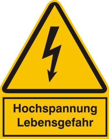 1502 Hochspannung + Blitz