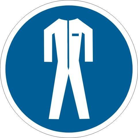 4107 Schutzkleidung tragen
