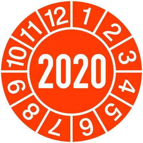 1161 Prüfplakette Jahr