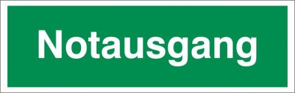 4009 Notausgang