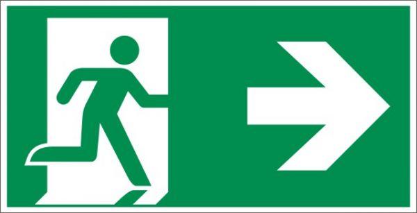 4020 Rettungsweg rechts