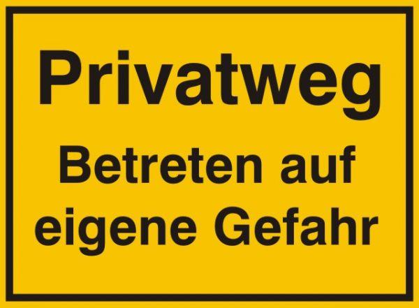 1734 Privatweg
