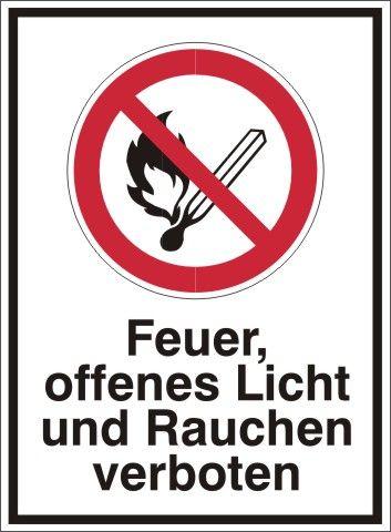 4240 Feuer und Rauchen verboten
