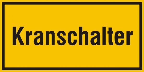1040 Kranschalter